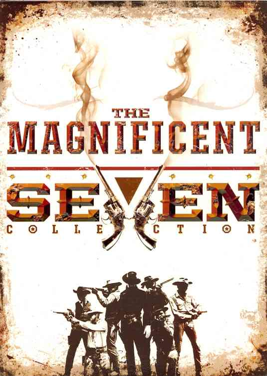 MAGNIFICENT SEVEN COLLECTION BY MAGNIFICENT SEVEN (DVD)