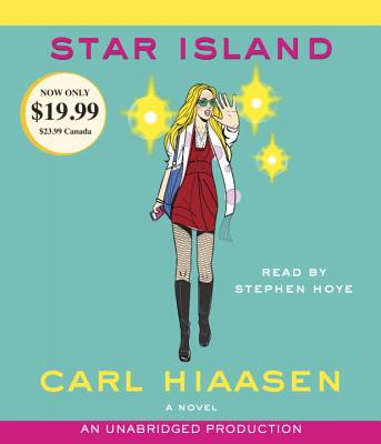 [CD] Star Island By Hiaasen, Carl/ Hoye, Stephen (NRT)